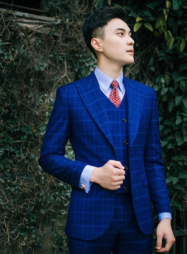 Three piece suit cổ điển, tinh tế
