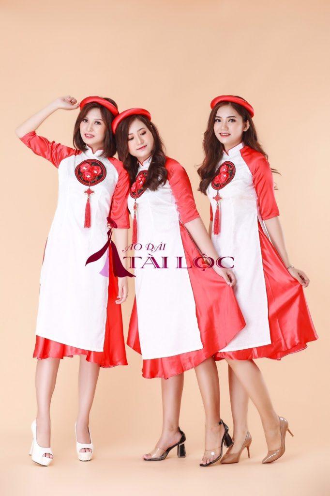 Áo dài bưng quả cách tân thổi luồng gió mới cho trang phục Việt
