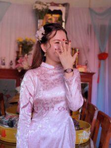 Thuê áo dài cưới cô dâu chú rể ở đâu đẹp tại TPHCM ?