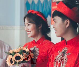 Nên may hay thuê áo dài cưới cho ngày trọng đại?