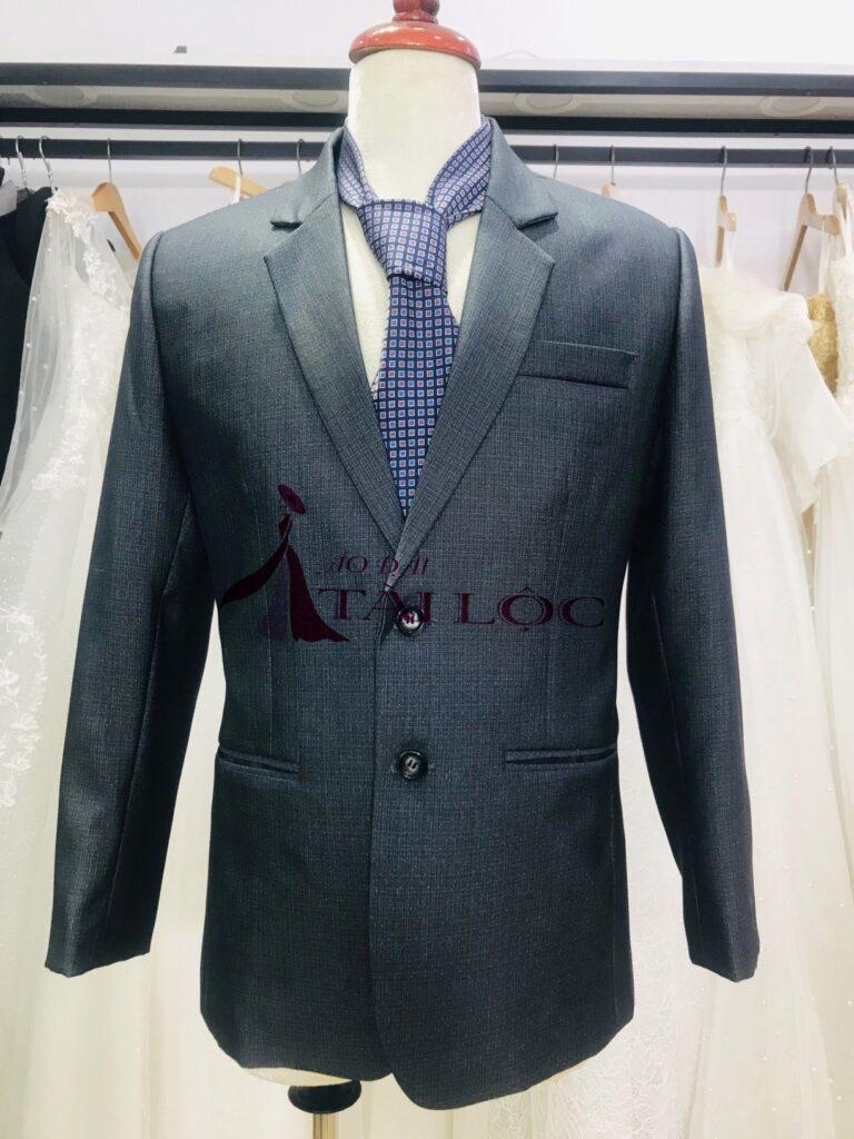 Áo vest nam trung niên dành cho ông sui.