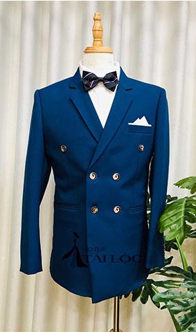 áo vest nam đẹp - áo dài tài lộc